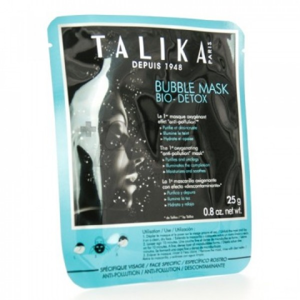 TALIKA BUBBLE MASK BIO DETOX 1U