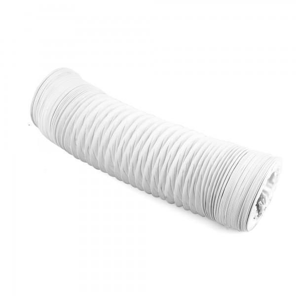 Tubo secadora salida ext. 3 m. 127 mm.