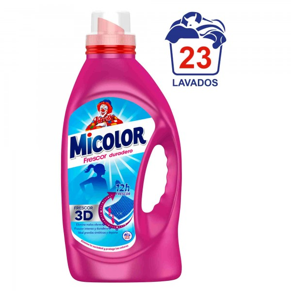 Micolor gel fresh 23 maquina