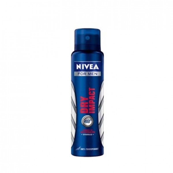 Nivea desodorante impact for men 200 ml