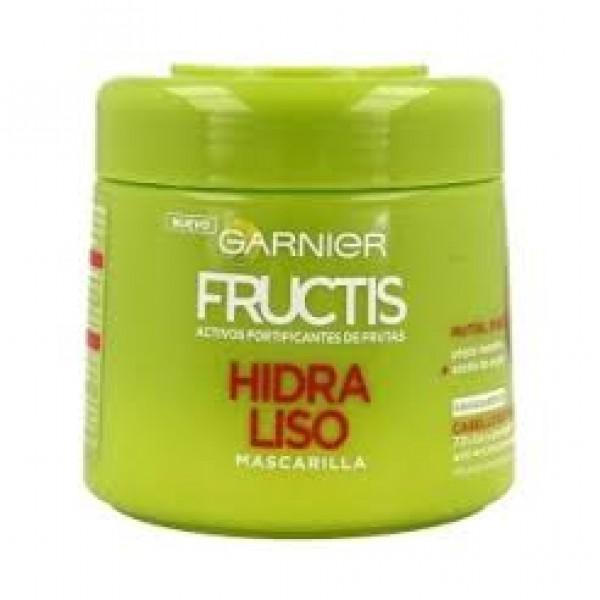 Garnier fructis mascarilla liso & Brillo 300ml