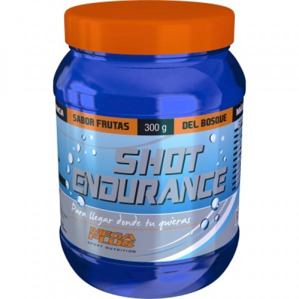Shot endurance frutos bosque