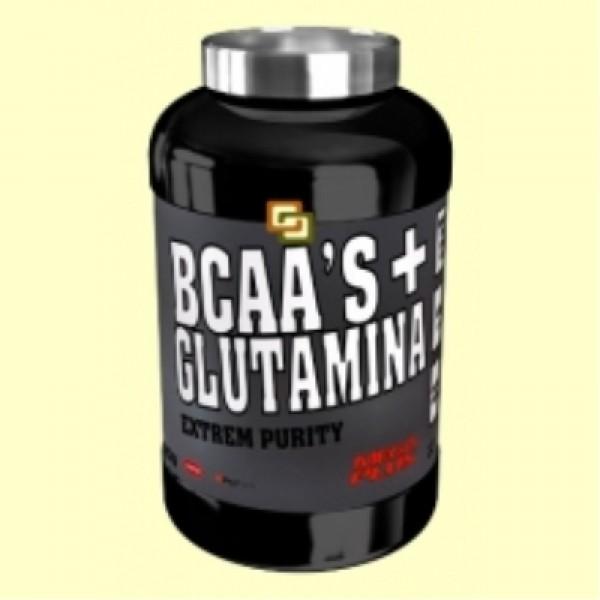 Bcaa+glutam. cola extr 600gr