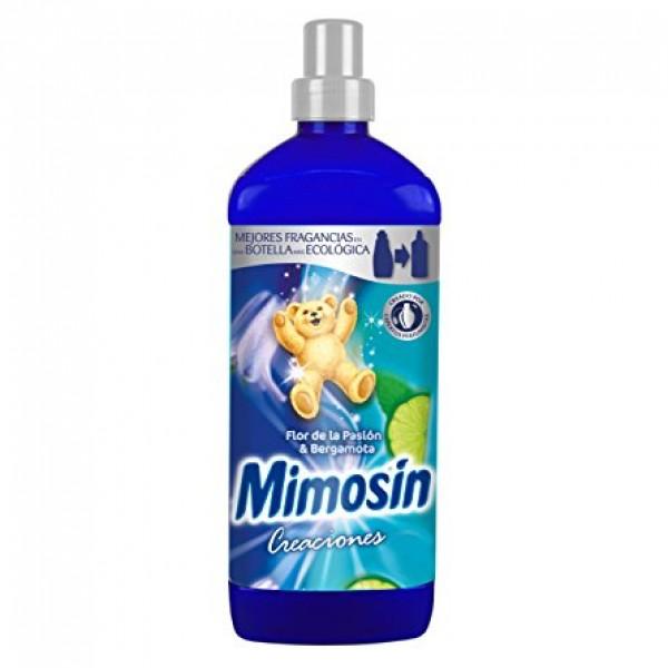 Mimosin Suavizante  concentrado creaciones flor pasion & bergamota 1,4l.