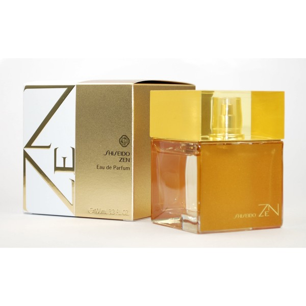 Shiseido zen eau de parfum 100ml vaporizador