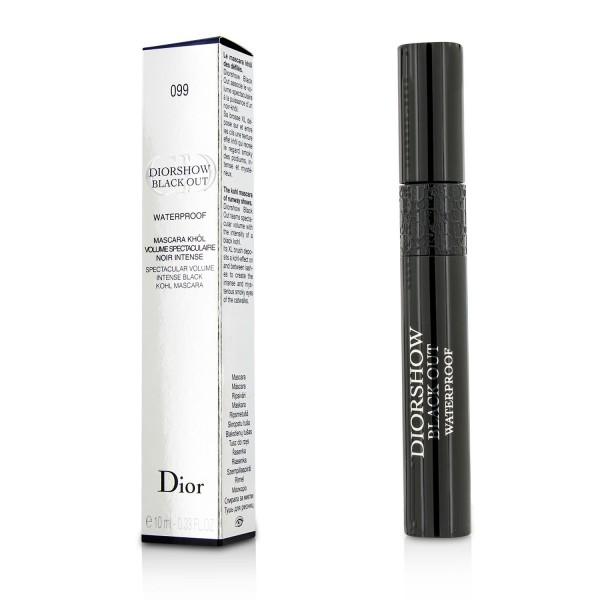 Dior diorshow mascara de pestañas waterproof 99 black