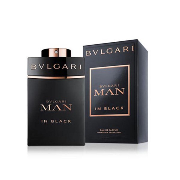 Bvlgari man in black eau de parfum 60ml vaporizador