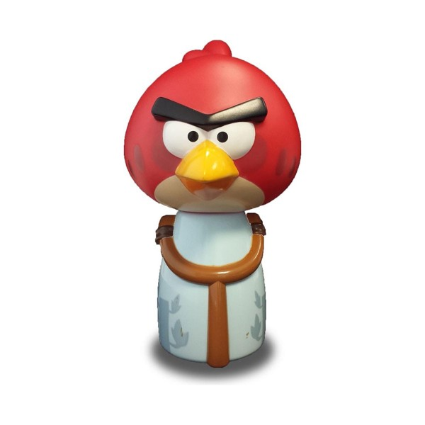 Angry birds red gel&champu 300ml + figura