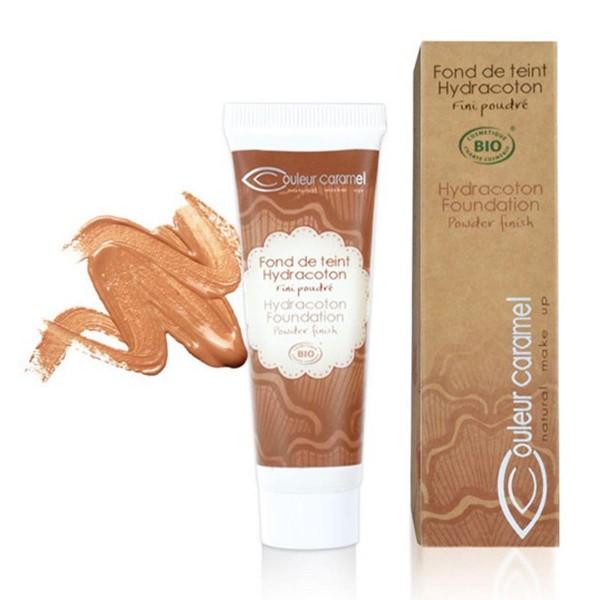 Couleur caramel fond de teint hydracoton foundation nº16 miel