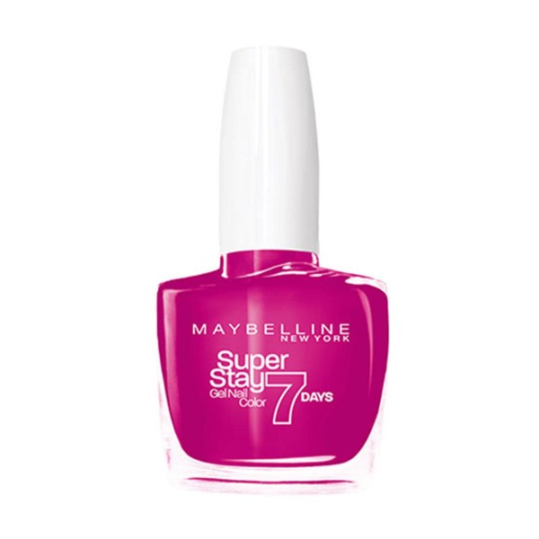 Maybelline superstay 7d laca de uñas 155 bubblegum