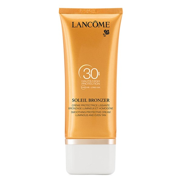 Lancome soleil bronzer smoothing and refreshing protective crema spf50 50ml