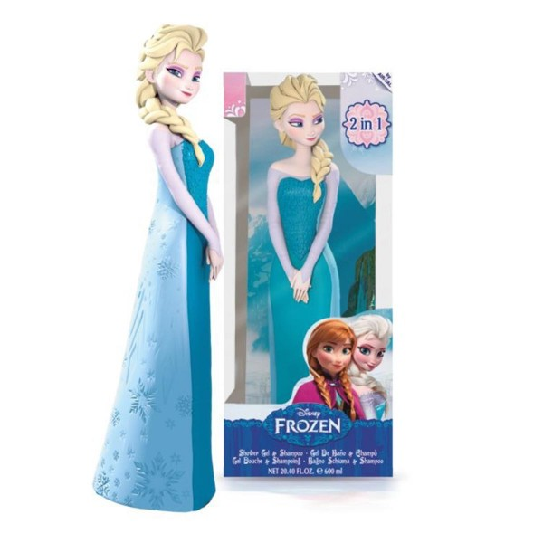 Frozen elsa gel de baño 600ml