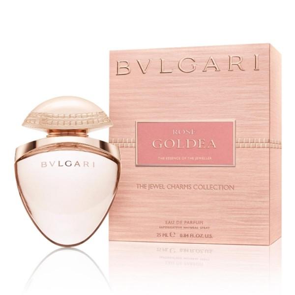 Bvlgari rose goldea eau de parfum 25ml vaporizador