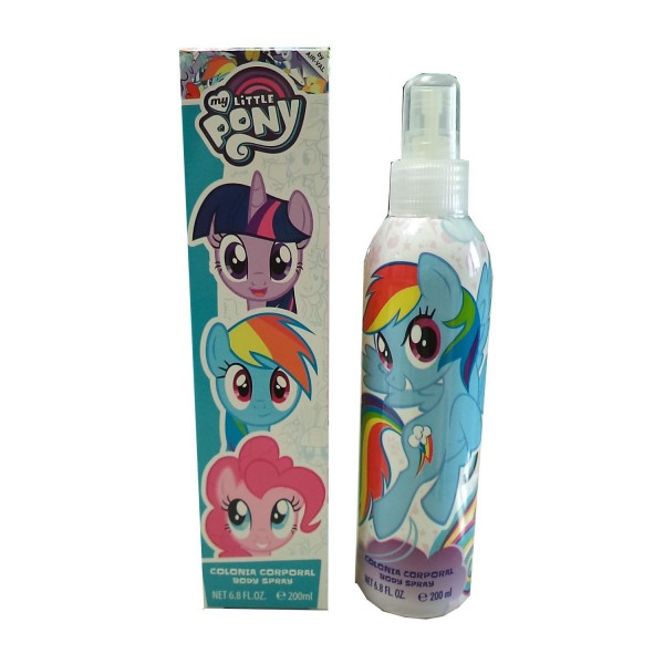 My little pony niños colonia 200ml vaporizador