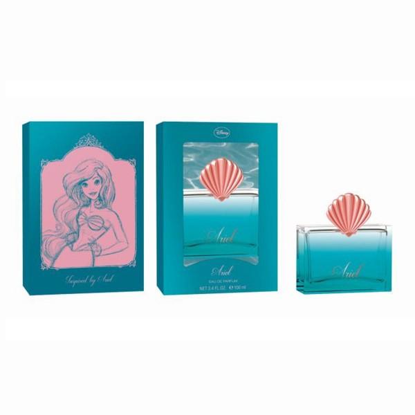 Princesas ariel eau de parfum colección 100ml vaporizador