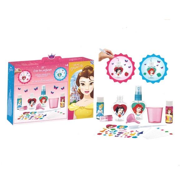 Princesas princesas disney kit crea tus perfumes