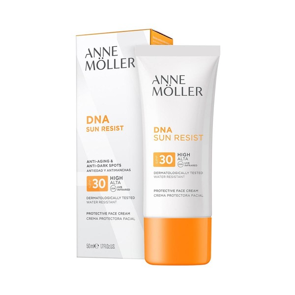 Anne moller dna sun resist crema spf30 50ml