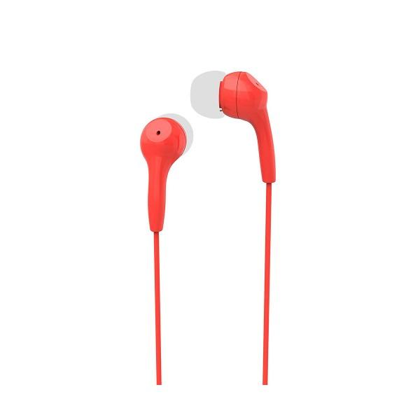 Motorola earbuds 2 rojo auriculares de botón manos libres