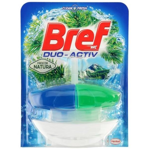 Bref WC Duo-Activ FRESCOR NATURA