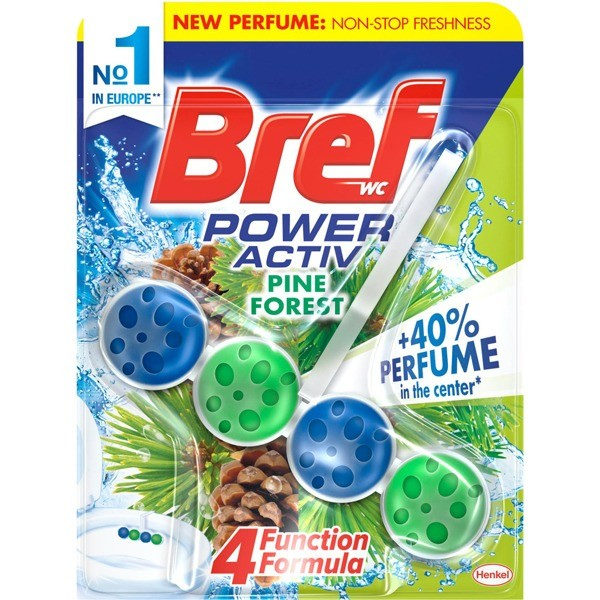 BREF WC Power Active Pine forest