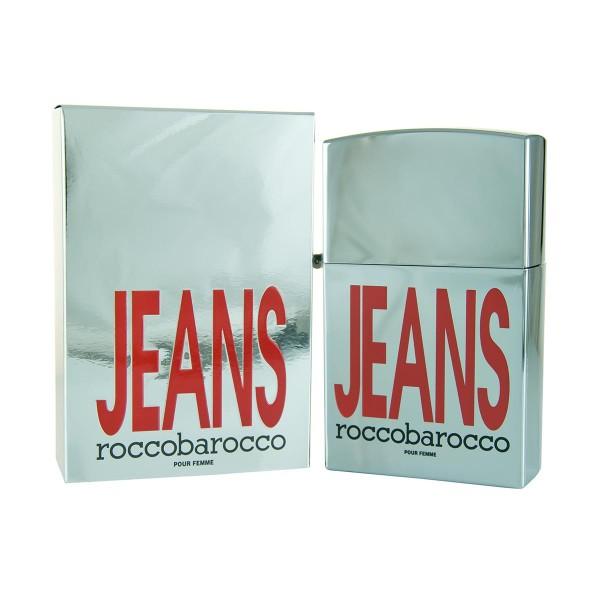 Rocco barocco jeans eau de parfum pour femme 75ml vaporizador