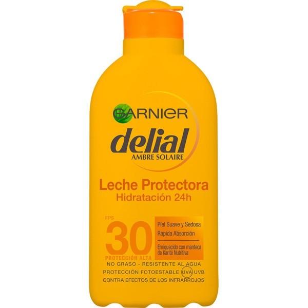 Delial Leche Protectora SPF 30, 200 ml