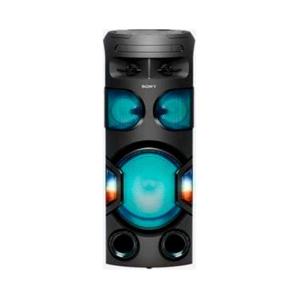 Sony mhc-v72d altavoz inalámbrico 360º para fiesta con sonido de graves a larga distancia