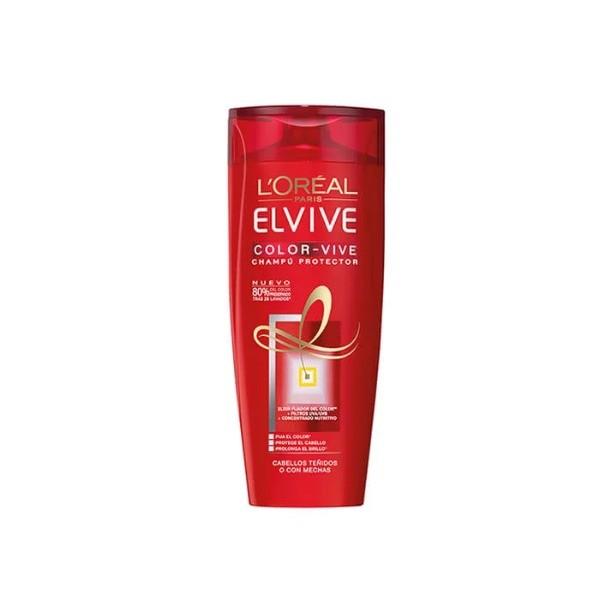 L´ Oreal Elvive champú Color Vive 370 ml