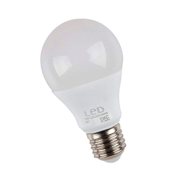 Sunmatic a60 bombilla led casquillo e27 10w 810 lumenes luz neutra 4200k