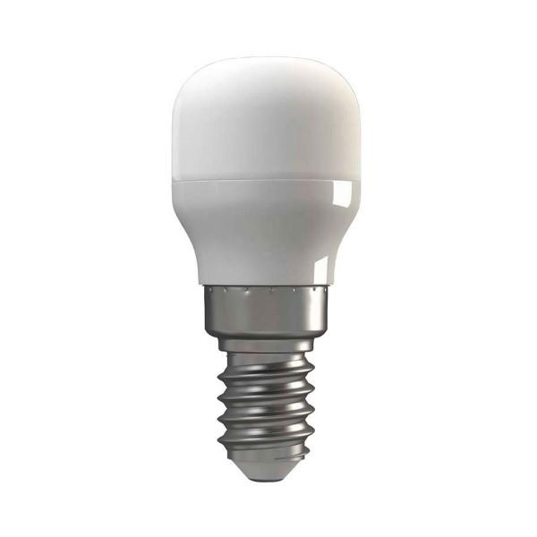 Emos nevera bombilla led casquillo e14 1.6w 115 lumenes luz calida 2700k