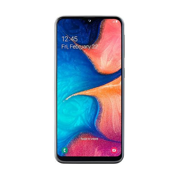Samsung galaxy a20e negro móvil 4g dual sim 5.8'' pls tft lcd hd+/8core/32gb/3gb ram/13mp+5mp/8mp