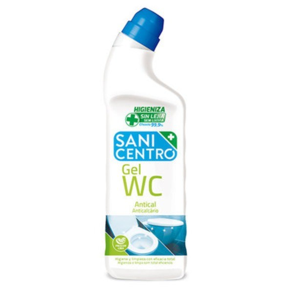 Sanicentro Gel WC Antical 1L