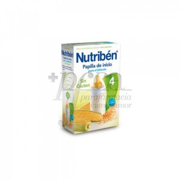 NUTRIBEN INICIO PARA EL BIBERÓN 600 G