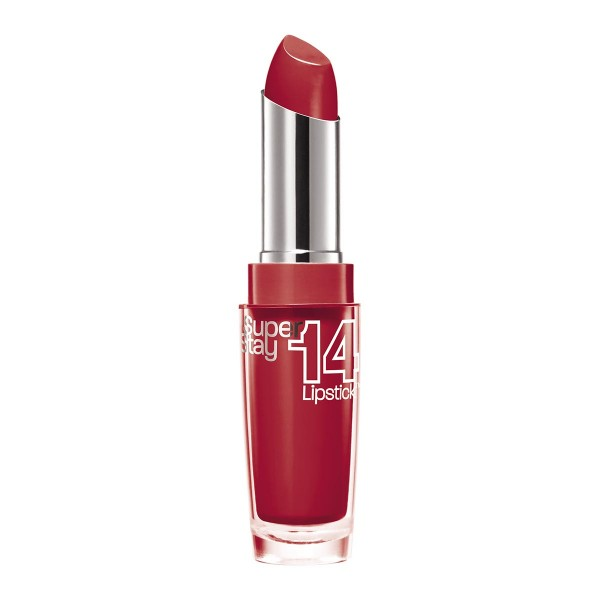 Maybelline superstay 14h lipstick 510 non stop red