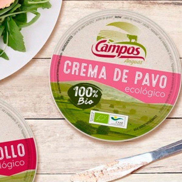 Crema de Pavo de Producción Ecológica lata 110gr (pack 5 unidades)