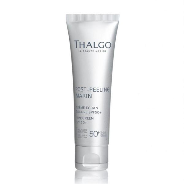 Thalgo post-peeling marin sunscreen spf50+ 50ml