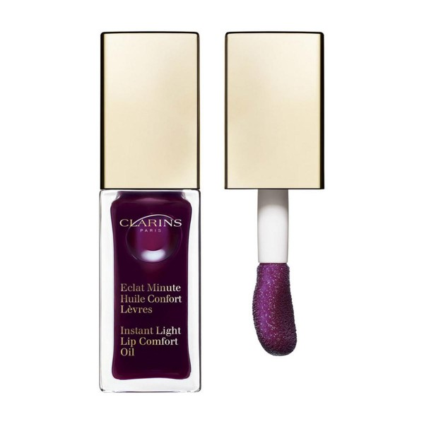 Clarins instant light lip comfort oil 08 blackberry 1un
