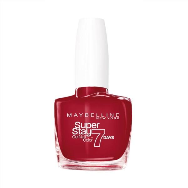 Maybelline superstay 7days gel nail color 125 enduring pink