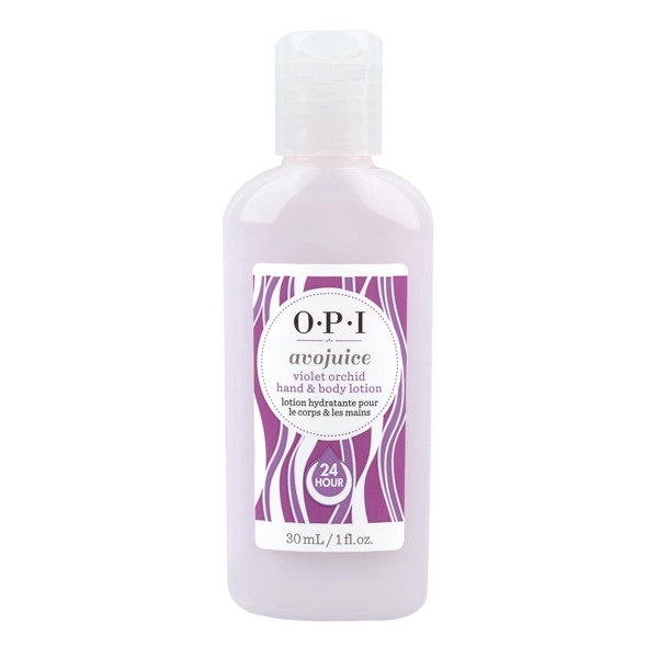 Opi avojuice violet orchid hand & body lotion 30ml