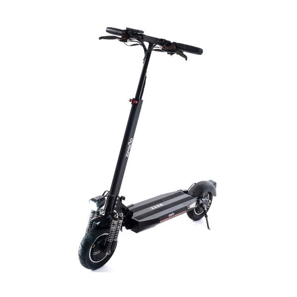 Zeeclo u322 fenix dual 13a negro patinete eléctrico 30km/h  30km de autonomía con diseño plegable