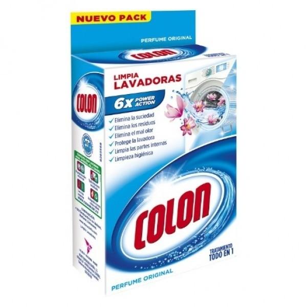 Colon limpialavadoras 2 dosis
