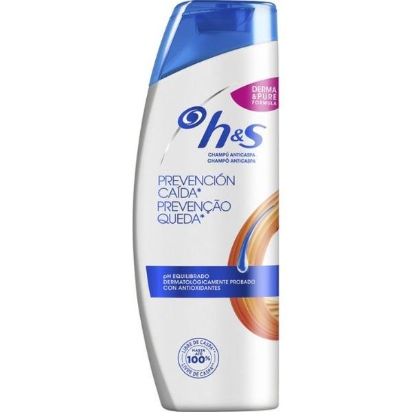 H&S Champú Prevención Caída 360 ml