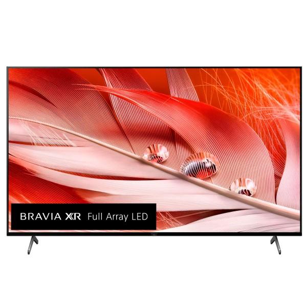 """Sony bravia xr50x90jaep tv 50"""" 4k uhd/hdr/full array led/smart tv"""